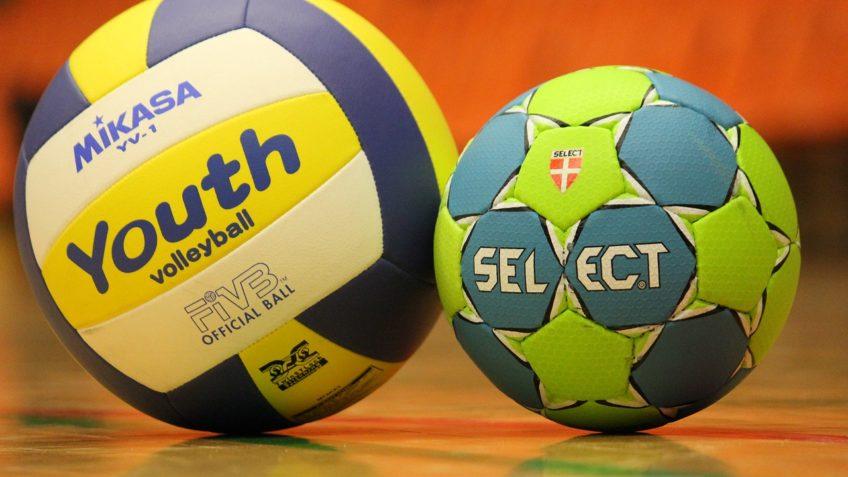 Handballgrößen