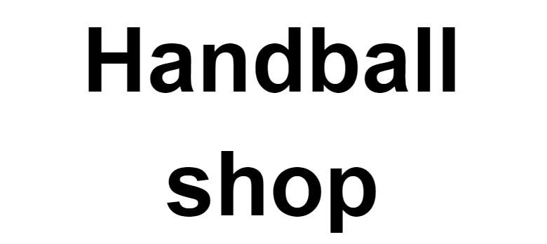 Handballshop