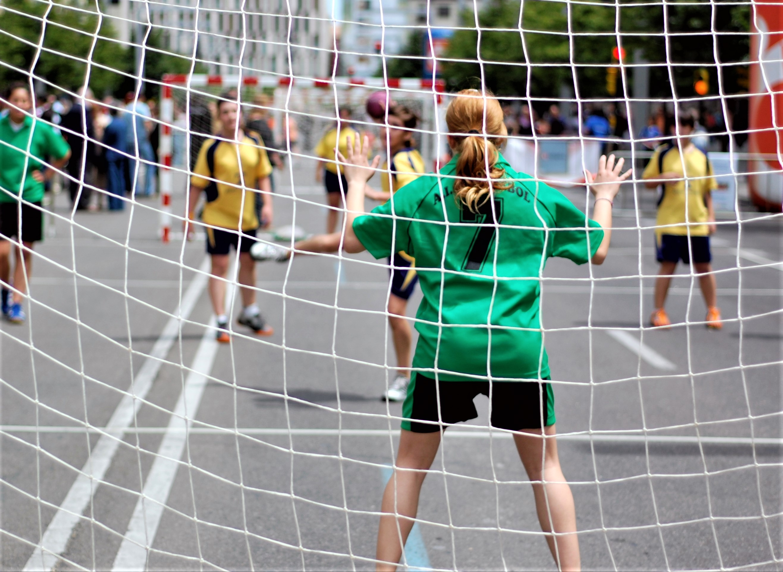 Streethandball